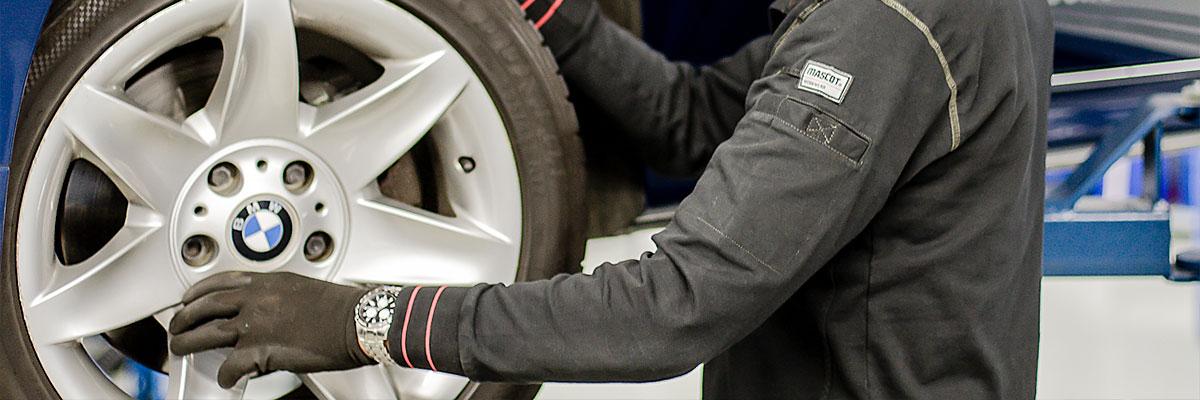 Bremsenservice BMW Mini KFZ Autowerkstatt
