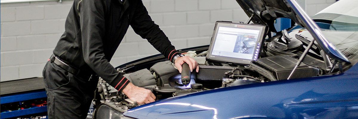 Inspektionsservice BMW Mini KFZ Autowerkstatt