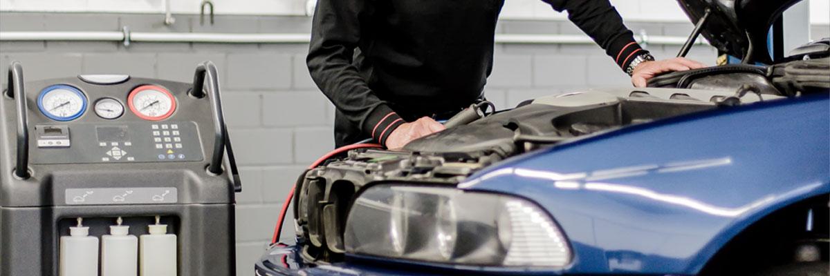 Klimaservice BMW Mini KFZ Autowerkstatt
