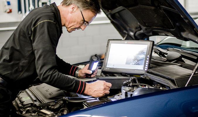 BMW Digitales Serviceheft