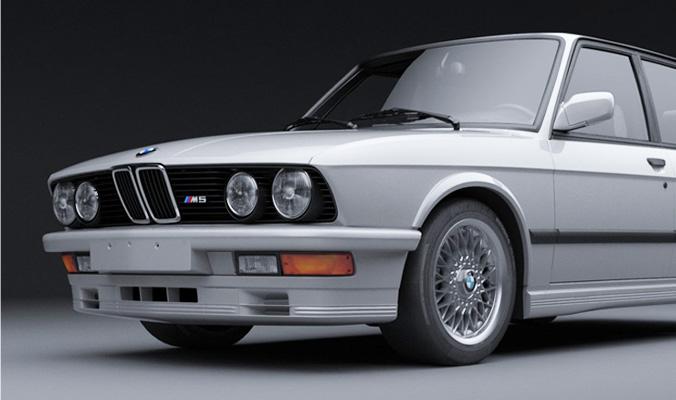 BMW Youngtimer Reparatur Werkstatt